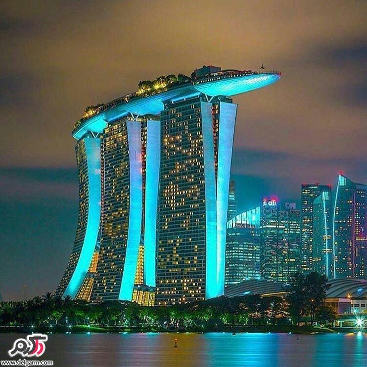 عکس هایی از کشور سنگاپور