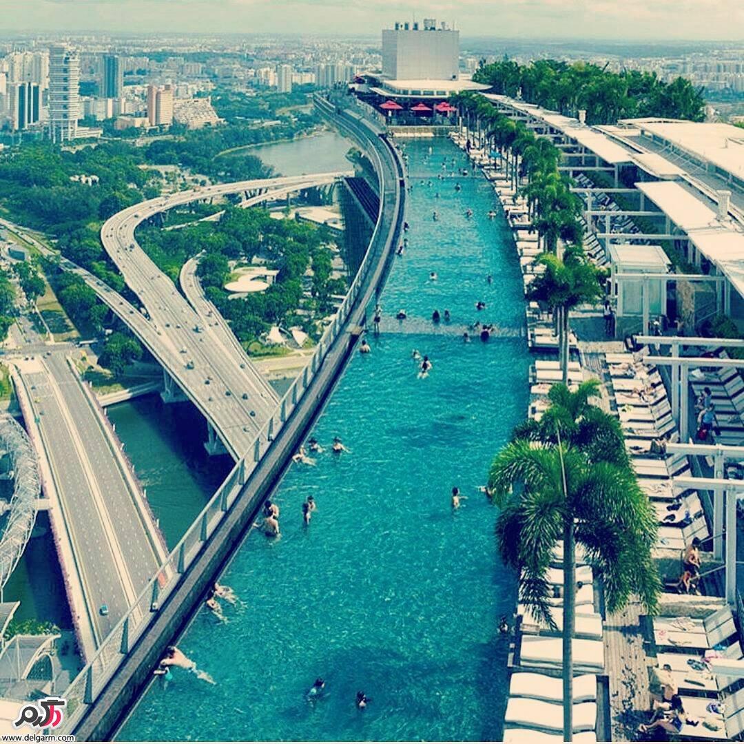 تصاویر دیدنی از کشور سنگاپور