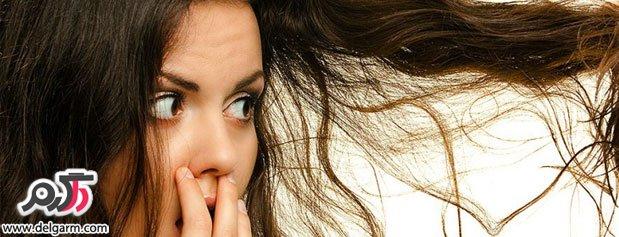 درمان خانگی موهای آسیب دیده بر اثر رنگ مو