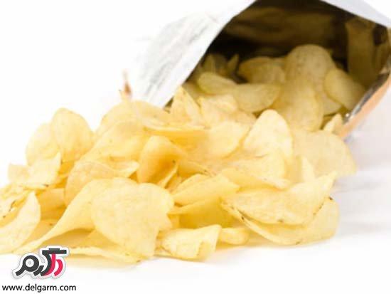 مواد غذایی ایجاد کننده جرم دندان