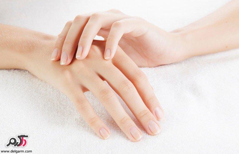 علت و درمان پیری پوست دست