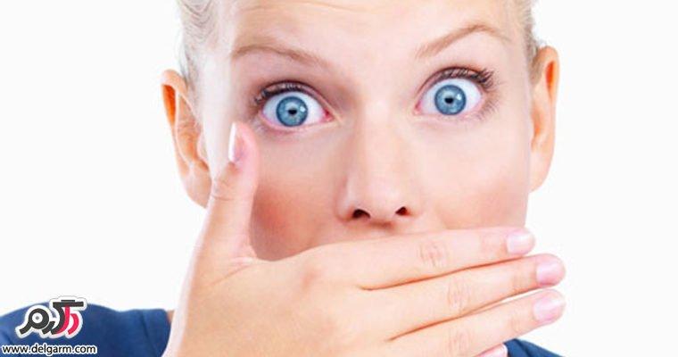 دلایل افزایش ترشح بزاق دهان چیست؟