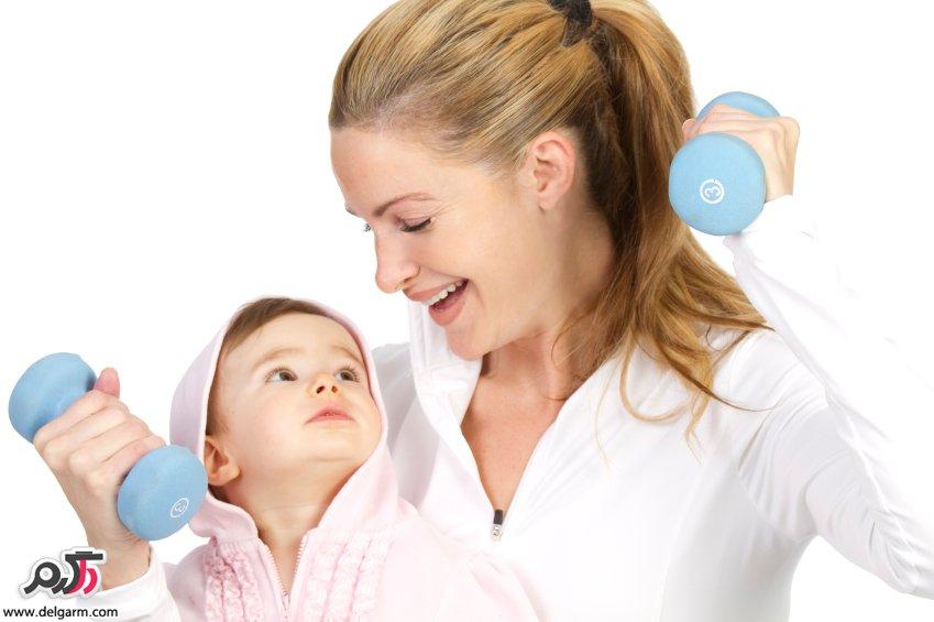 چگونه اضافه وزن دورهی بارداری را محدودتر کنیم؟