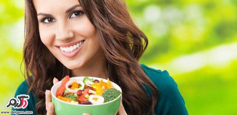 مواد غذایی مفید برای تقویت باروری زنان