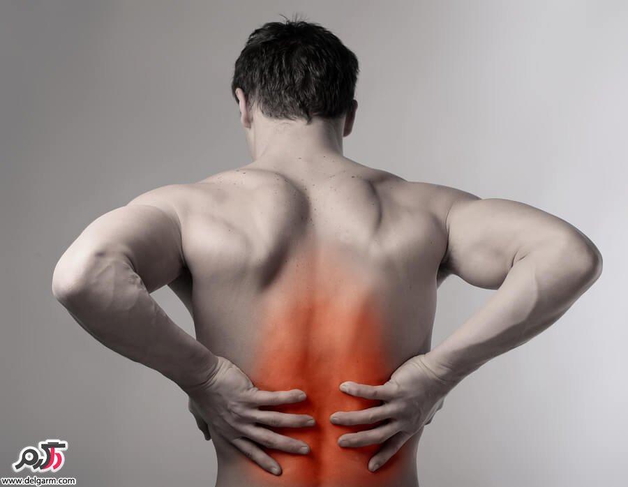 کمرد درد در سمت راست