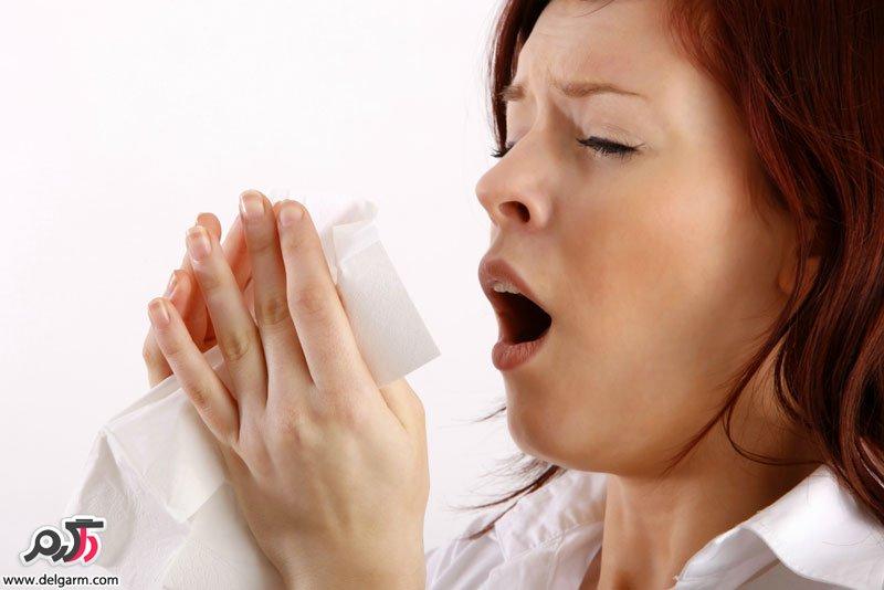 درمان گرفتگی بینی