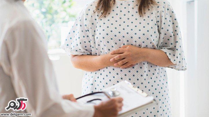 کم خونی در حاملگی