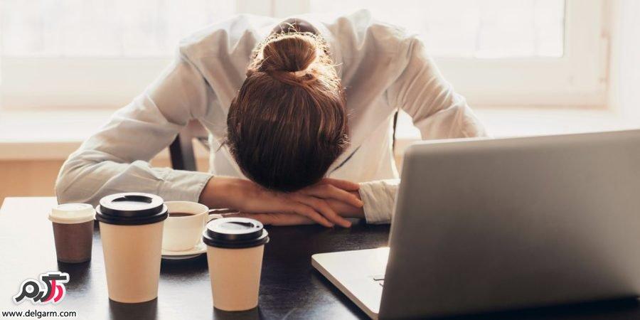 راهکارهایی ساده برای کنترل استرس شغلی