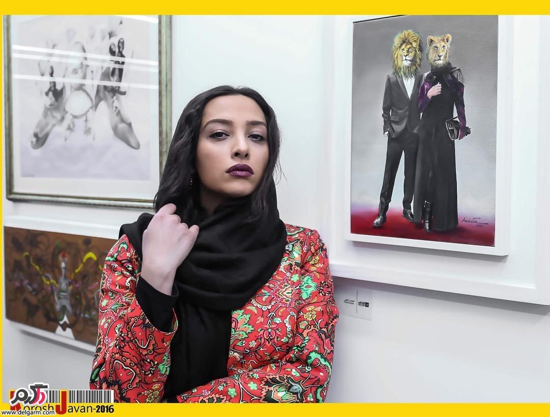 بیوگرافی + عکس از اینستاگرام آناهیتا درگاهی 2017