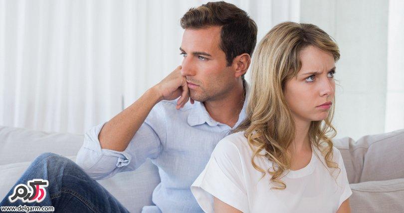 مشکلات یک زناشویی سرد و راه حل آن!