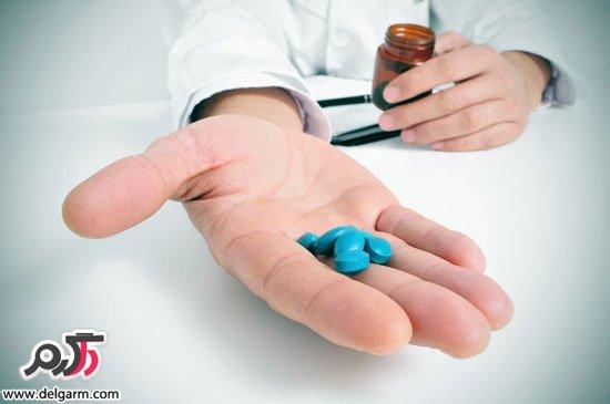 قرص سیلدنافیل چیست + عوارض قرص سیلدنافیل (قرص تاخیری)