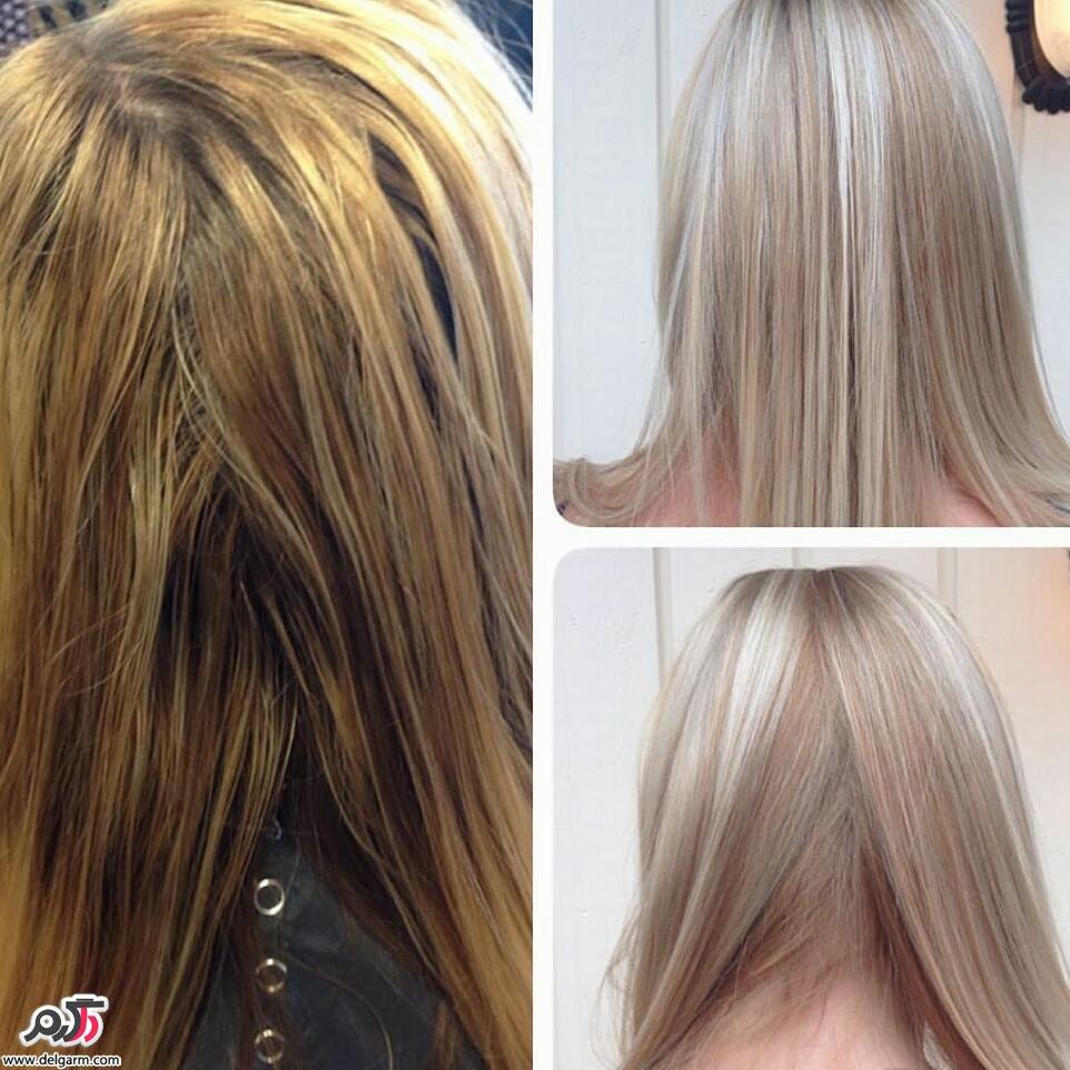 برای تابستان موهایمان را چه رنگی کنیم؟