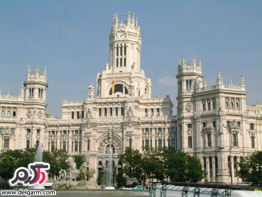 جاذبه های گردشگری اسپانیا