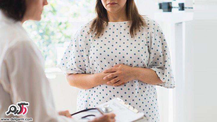عوارض دردناک بزرگی بیش از اندازه سینه زنان