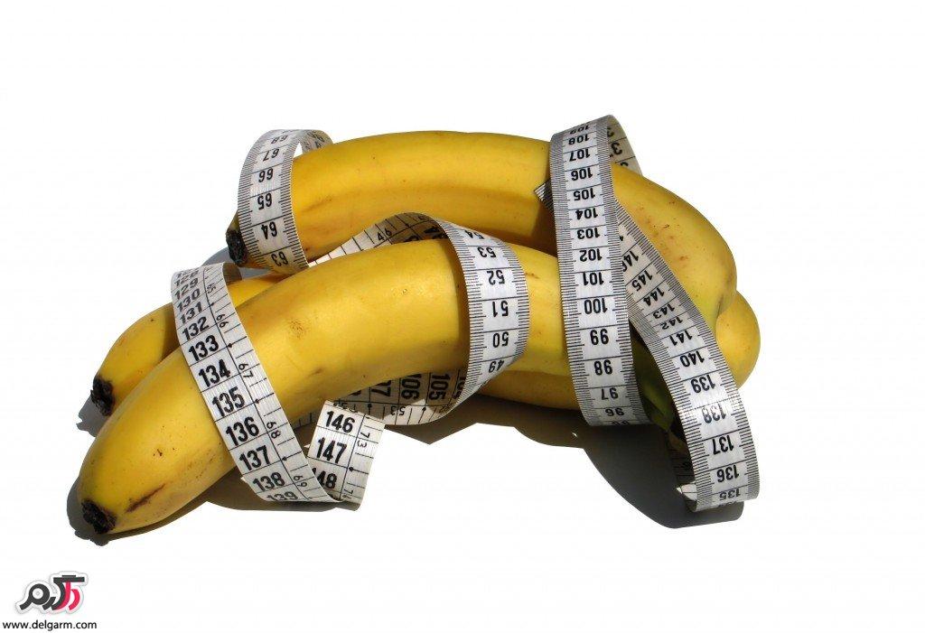 کاهش وزن با کمک رژیم موزی ژاپنی!
