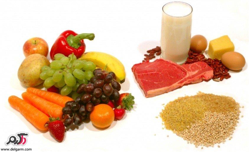 تغذیه مناسب برای افزایش نیروی مغز