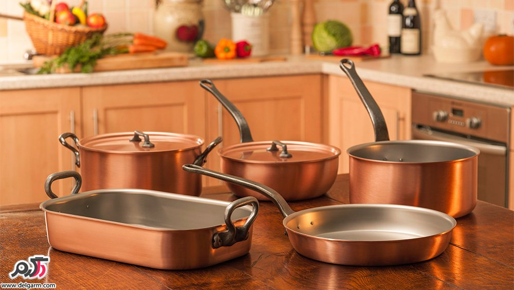 copper dishes