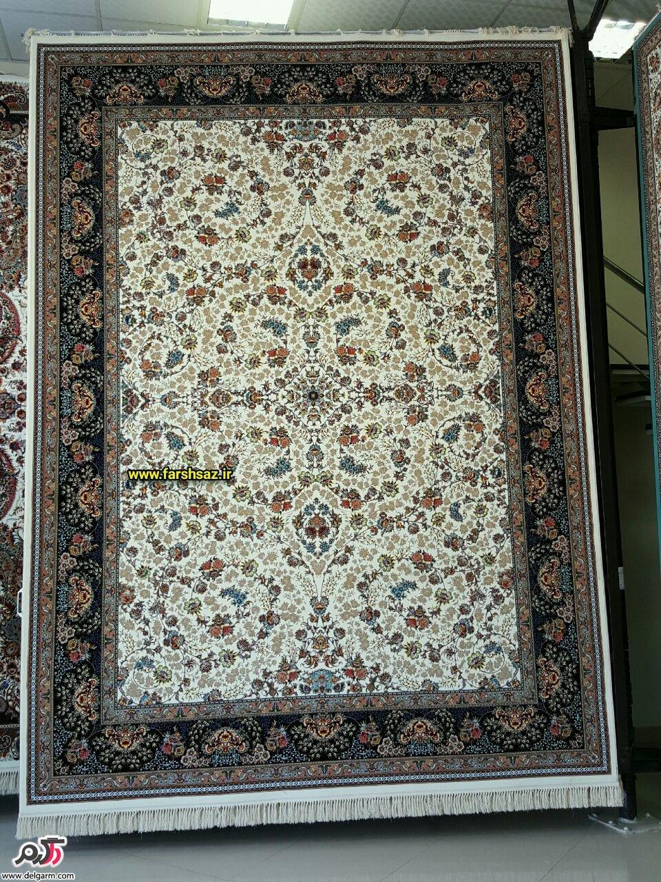طبقه بندی متنوع فرش ها و محصولات گالری فرش دلگرم
