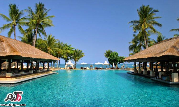 جاذبه های گردشگری بالی + تصاویر