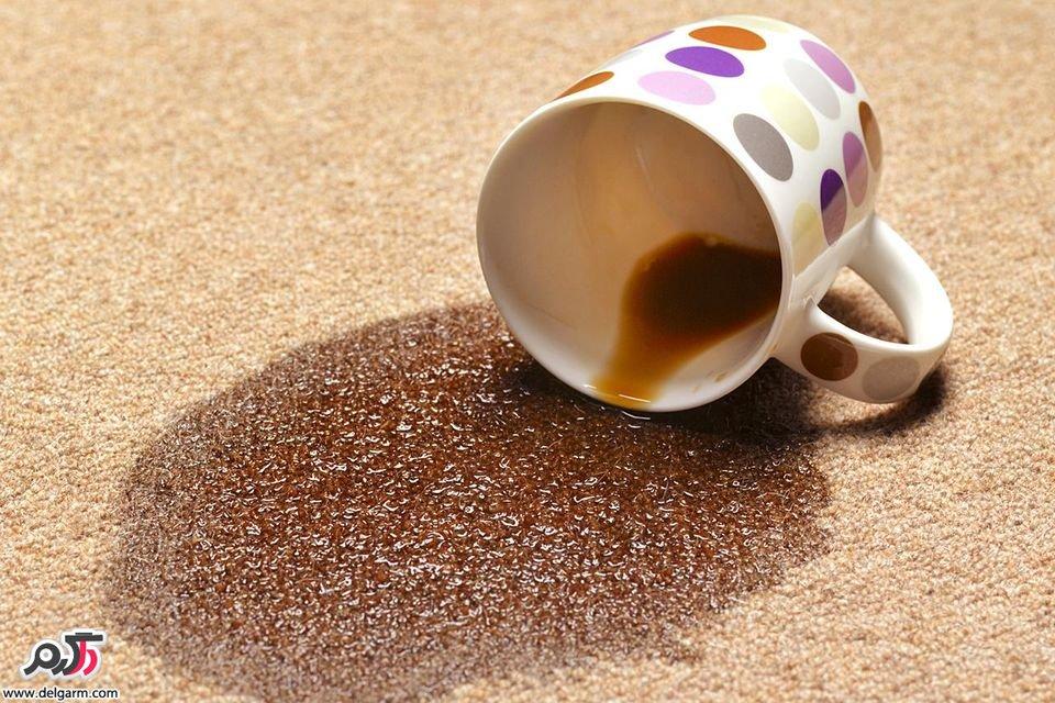 راه های مناسب برای از بین بردن لکه روی فرش