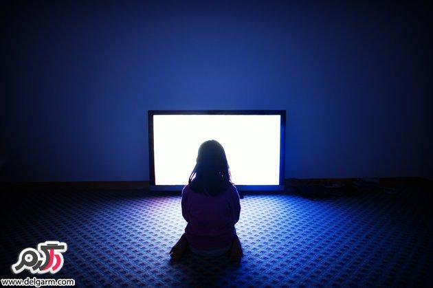 ضرر تلویزیون برای کودک و 8 نکته باریک تر از مو