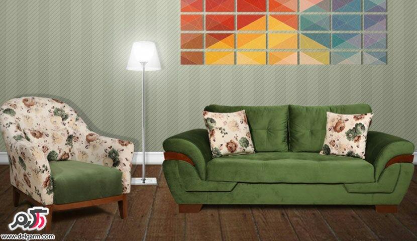 عکس مبل جدید در طرح ها و رنگ های مختلف