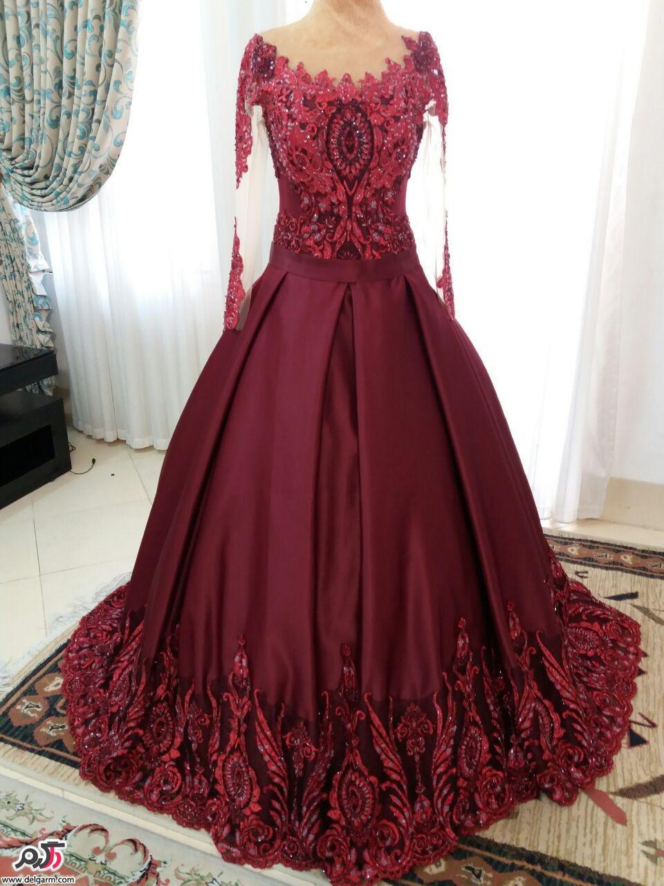 عکس مدل لباس مجلسی خوشگل