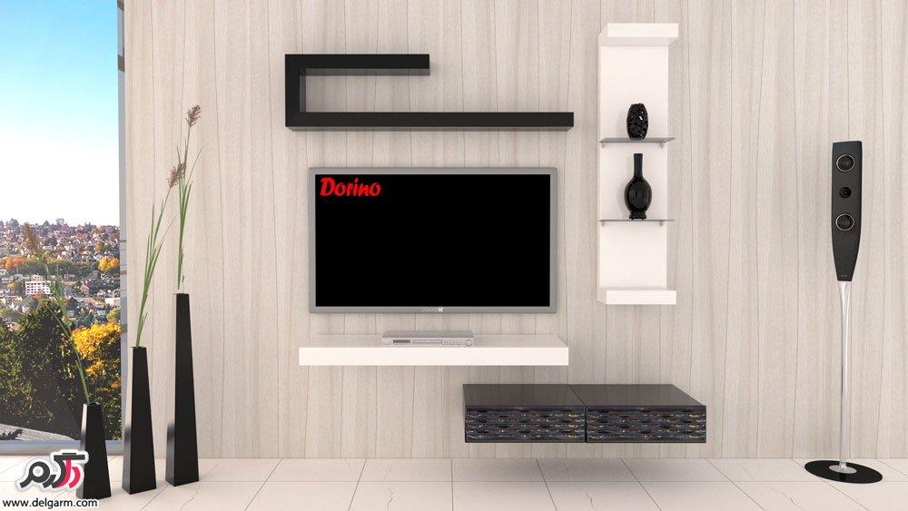 مدل زیر تلویزیون های دیواری