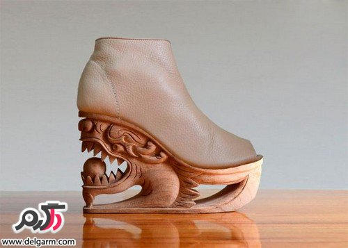 کفش عجیب غریب