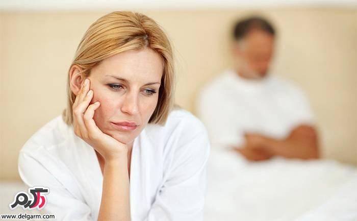 رفع تخیلات شوهر در هنگام رابطه جنسی