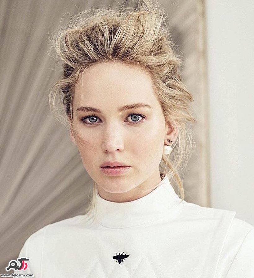 بیوگرافی جنیفر لارنس(Jennifer Lawrence)+عکس جدید