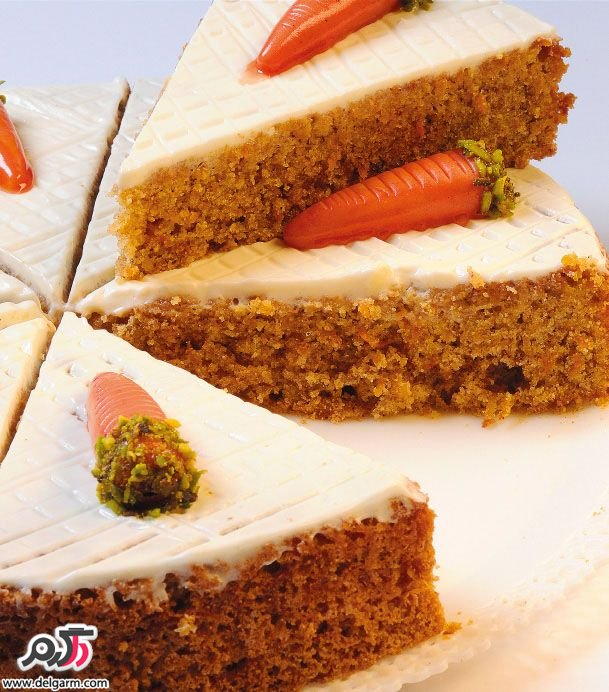 طرز تهیه کیک هویج