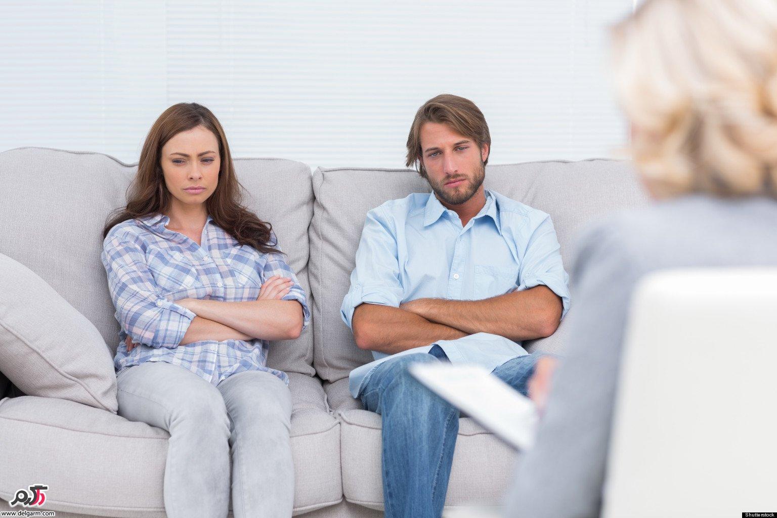 چند راهکار برای رفع دلخوری و ناراحتی بین زوجین در زندگی زناشویی