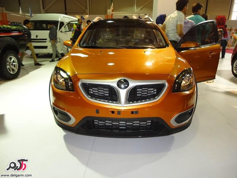مشخصات و قیمت خودرو برلیانس کراس C3