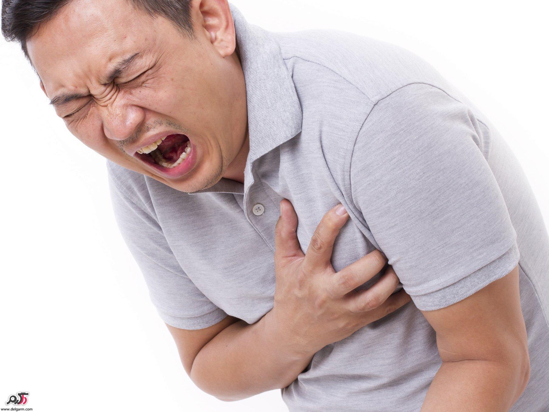 هنگام حملات قلبی چه باید کرد ؟