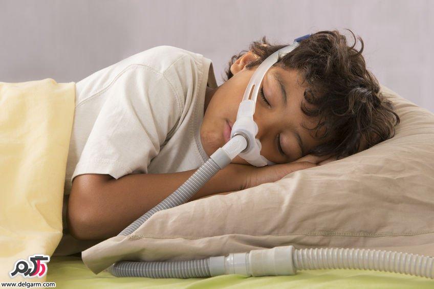 وقفه تنفسی در خواب