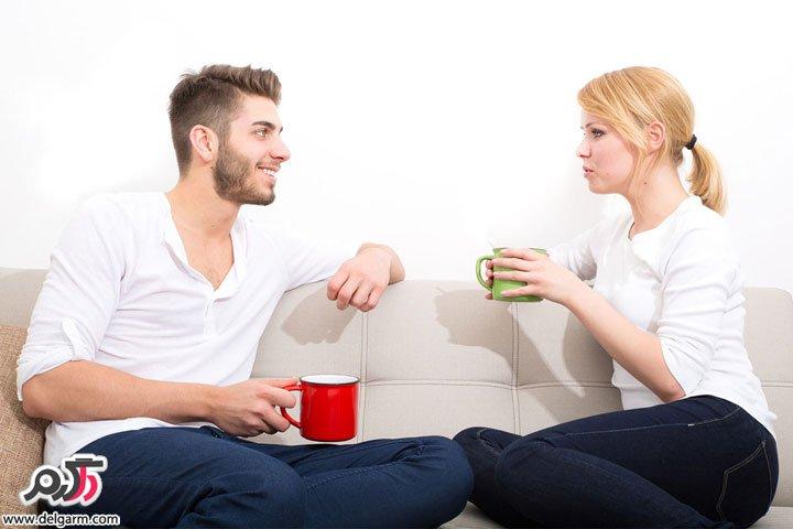 گرم نگه داشتن رابطه
