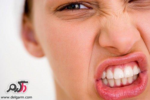 نتیجه تصویری برای تاثیر عصبانیت بر سلامت جسم