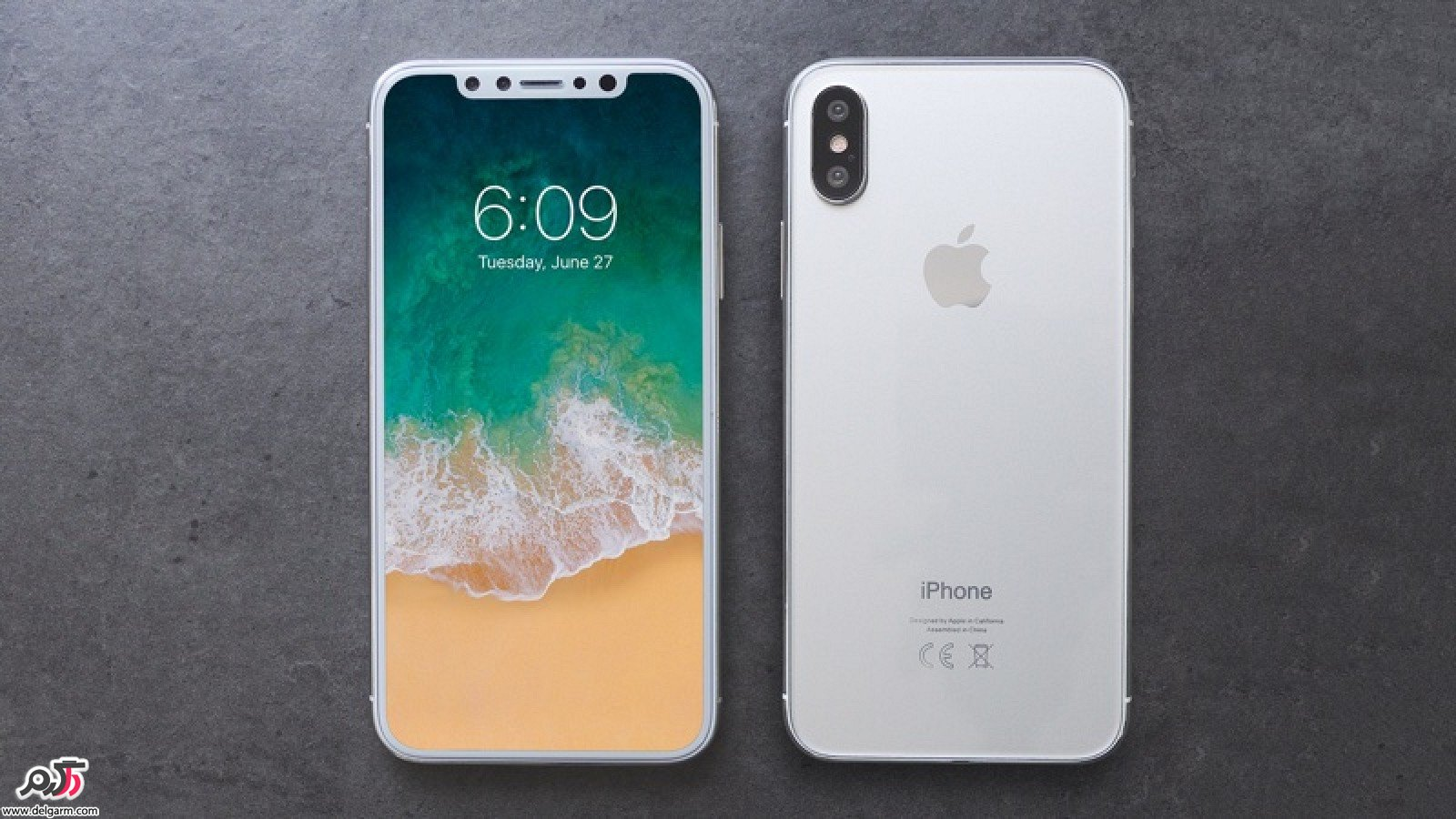 مشخصات فنی و قیمت گوشی اپل آیفون8 | Apple iPhone 8