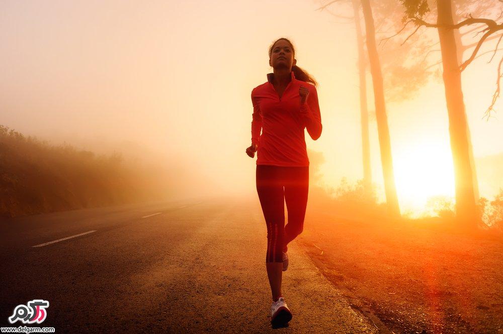 10 فایده مهم دویدن برای سلامتی