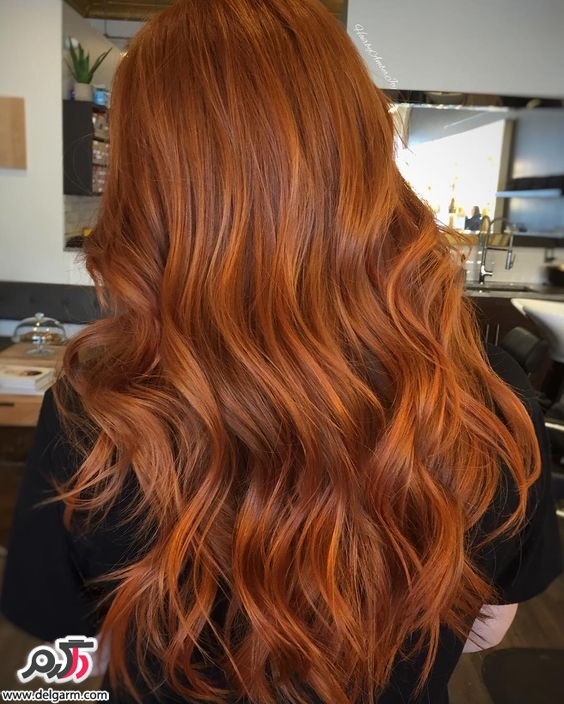 برای پاییز موهایمان را چه رنگی کنیم؟