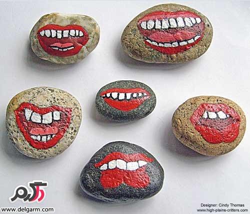 نقاشی روی سنگ