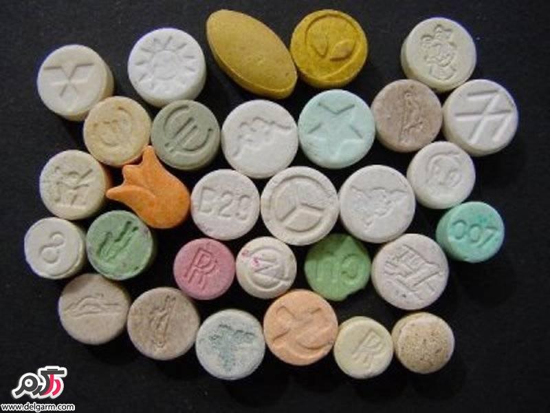 ال اس دی LSD چه نوع ماده ی مخدری است