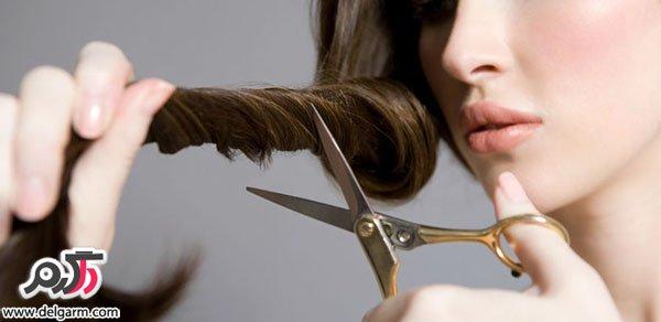 صاف کردن یا کراتینه کردن مو