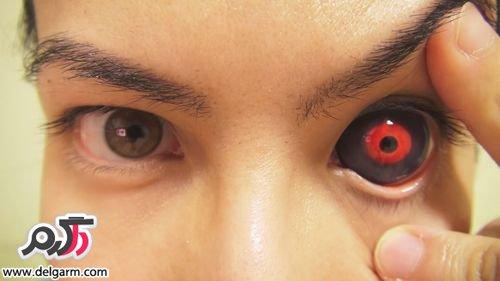 خطرات خالکوبی چشم