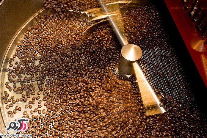 تاریخچه قهوه