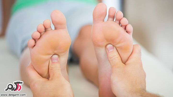 علت و درمان سوزش و داغ شدن کف پا