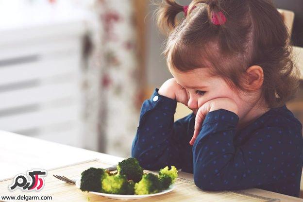 علت کم خونی در کودکان