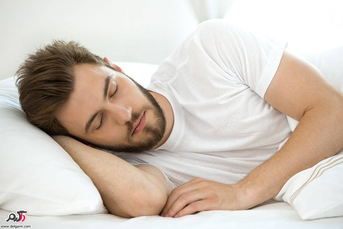 عرق کردن شبانه (در خواب) چیست؟