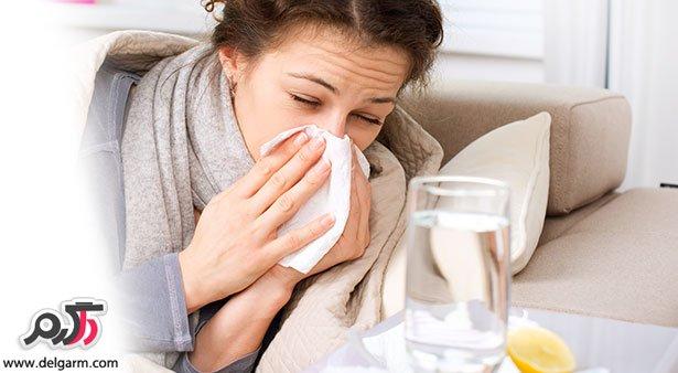 درمان خانگی علیه آنفولانزا
